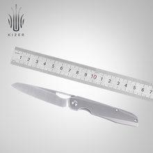 Тактический нож kizer ki4545a1/a2 genie 2020 Новые поступления
