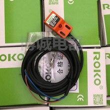 ROKO SN04-N 4 мм подход Датчик NPN 3 провода Индуктивный бесконтактный выключатель