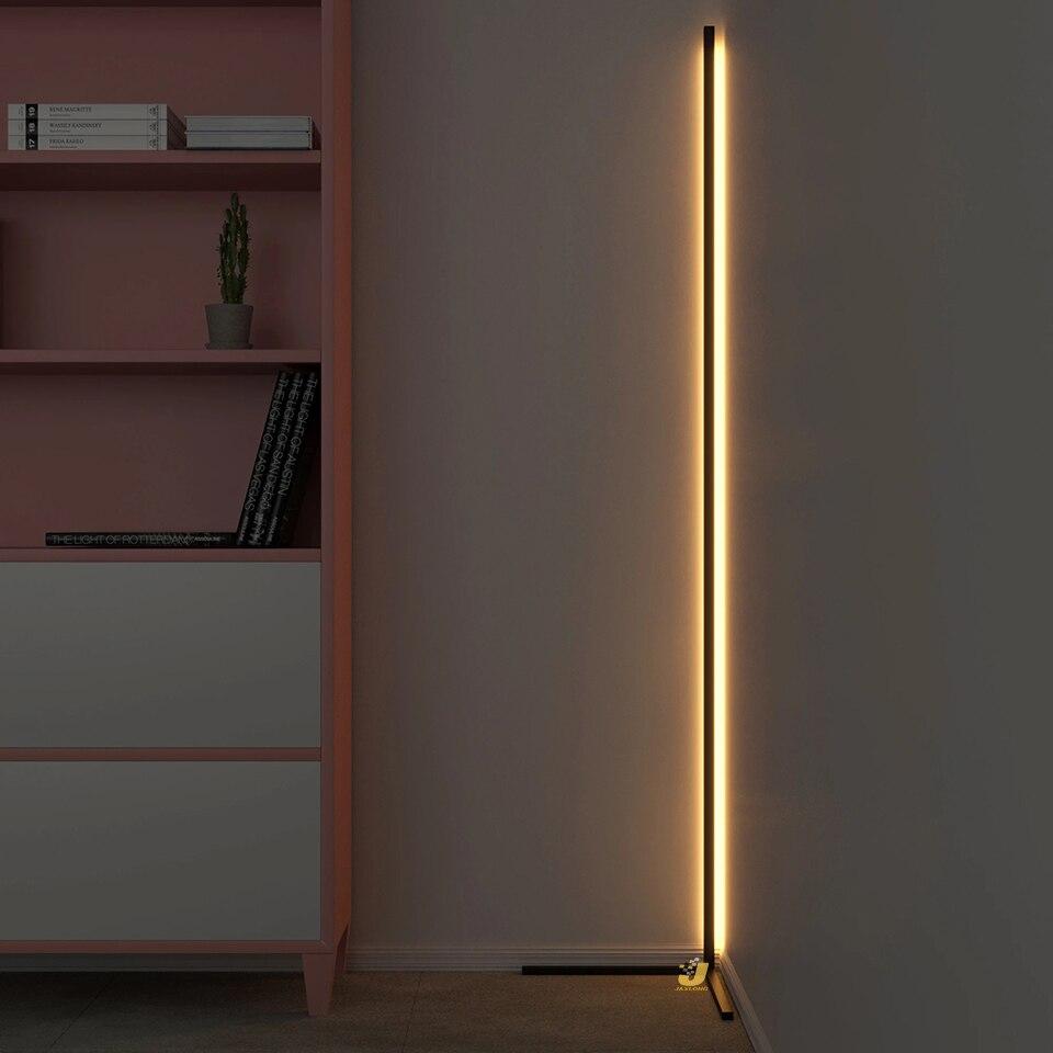 Led Corner Light Floor Lamp