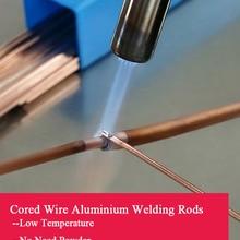 Easy Melt Welding Rods 2mm Rod Aluminium Flux Cored Weld Wire Welding Electrodes