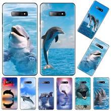 Custodie per telefoni dolphin per Samsung Galaxy S7 S8 S9 S10 S10e S20 s21 s30 plus lite Ultra 5g