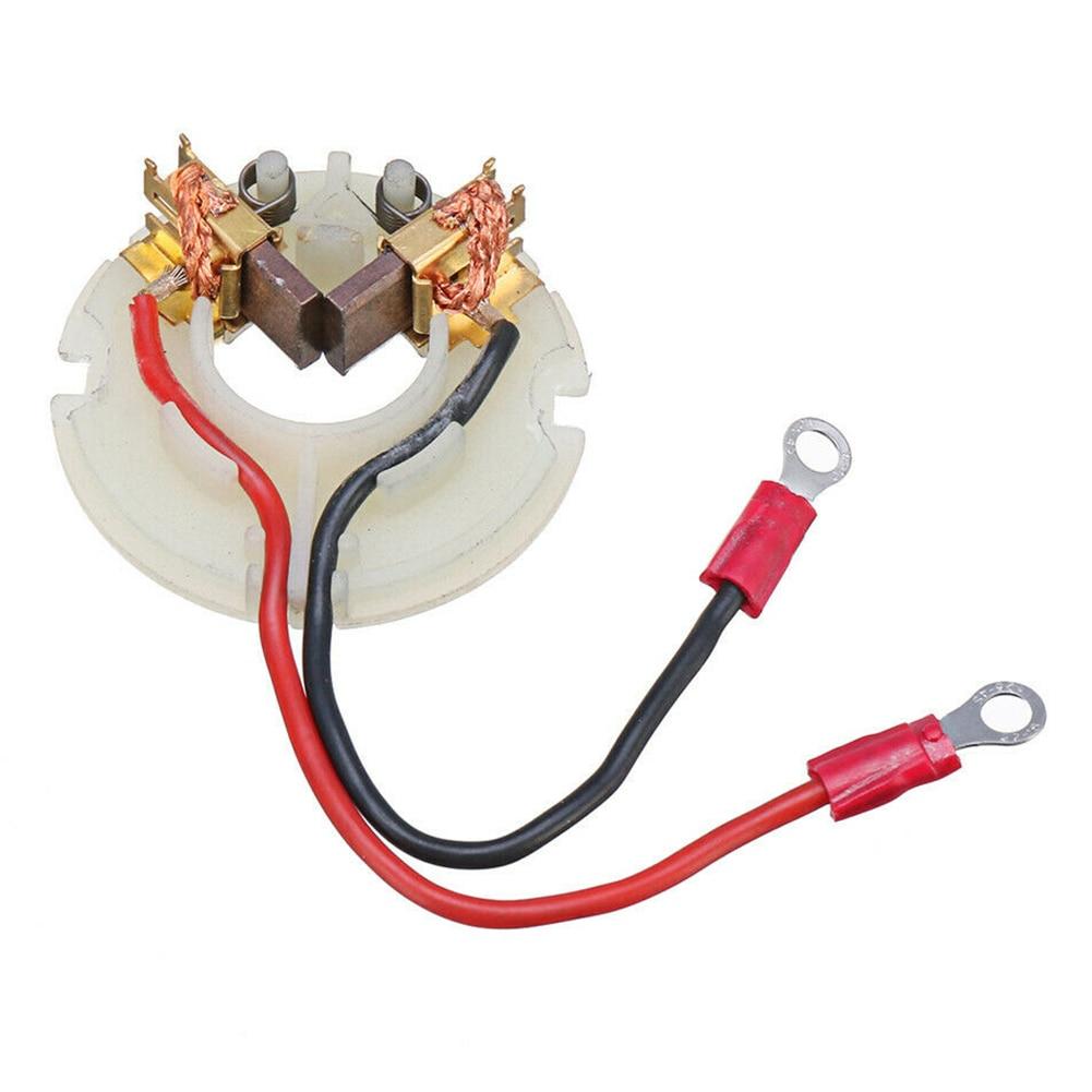 Multifunctional Durable Carbon Brush MAKITA CB440 + 638991-1 Brush Bracket BDF458 BHP448 BHP458 DDF458  Power Tool Accessories