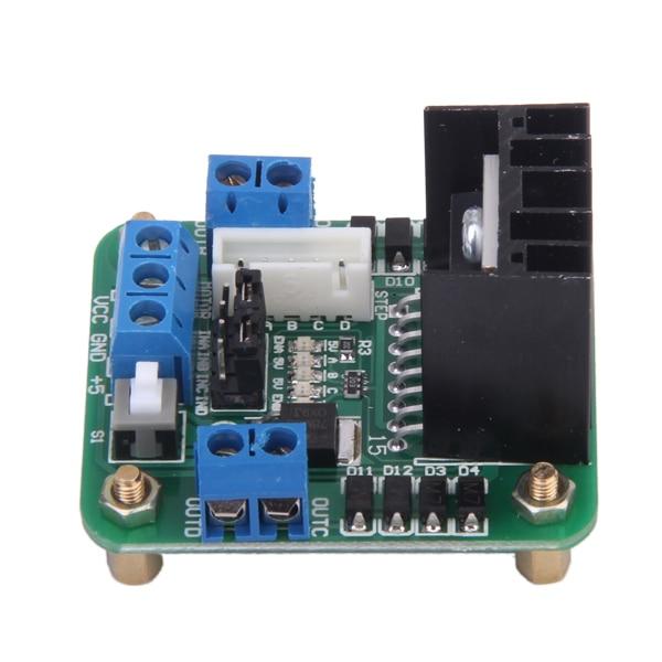 L298N Stepper Dual H Bridge Motor Driver Module Controller Board for Arduino