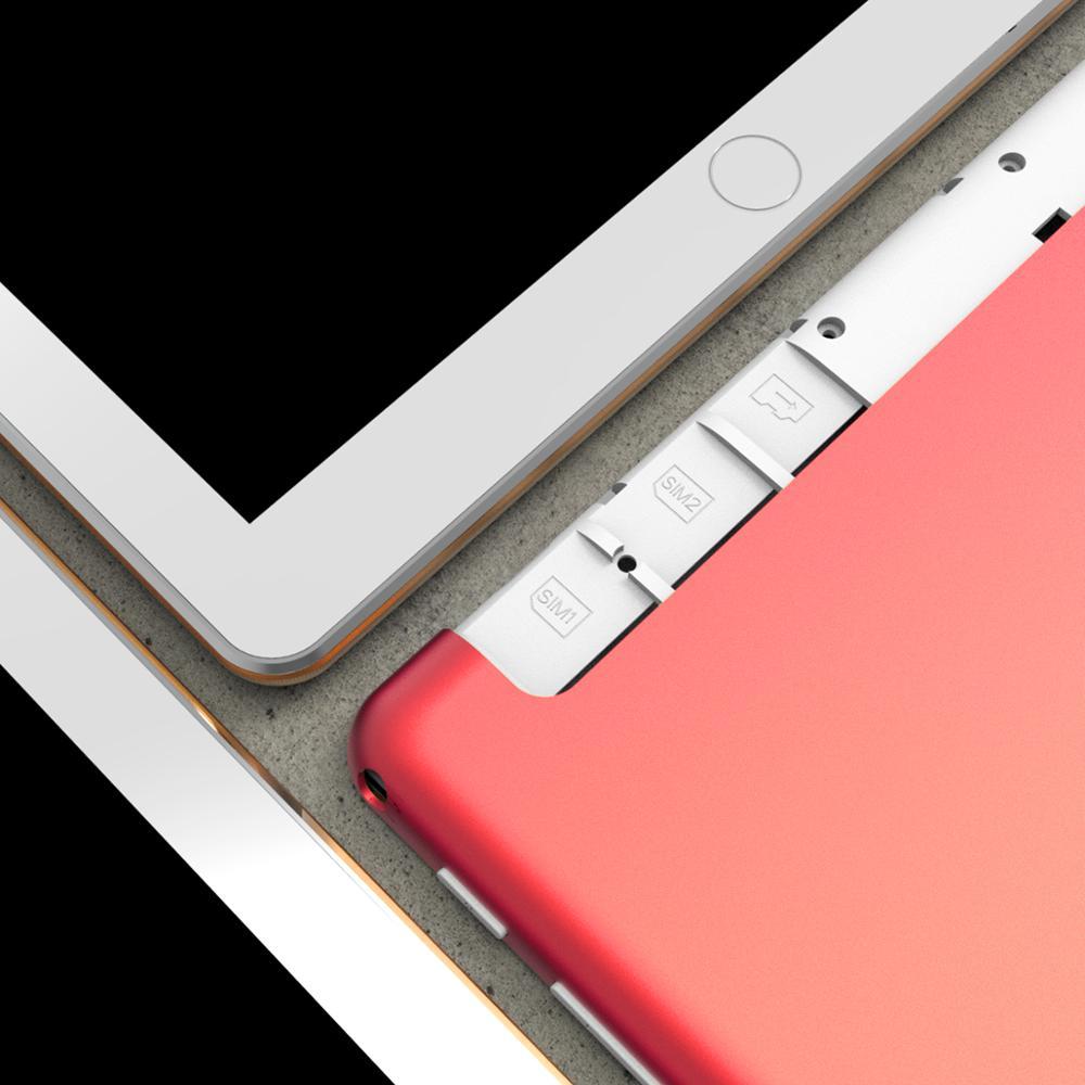 כיריים שניי להבות 10 אינץ Tablet PC אנדרואיד 7.0 אוקטה Core 4 GB RAM 64 GB ROM כפול SIM WiFi FM IPS טלפון GPS לילדים טבליות 4G שיחה + מתנות (2)