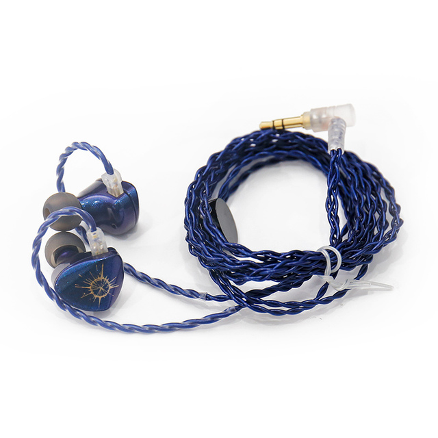 MoonDrop Starfield Carbon Nanotube Diaphragm Dynamic Earphone with Detachable Cable 3