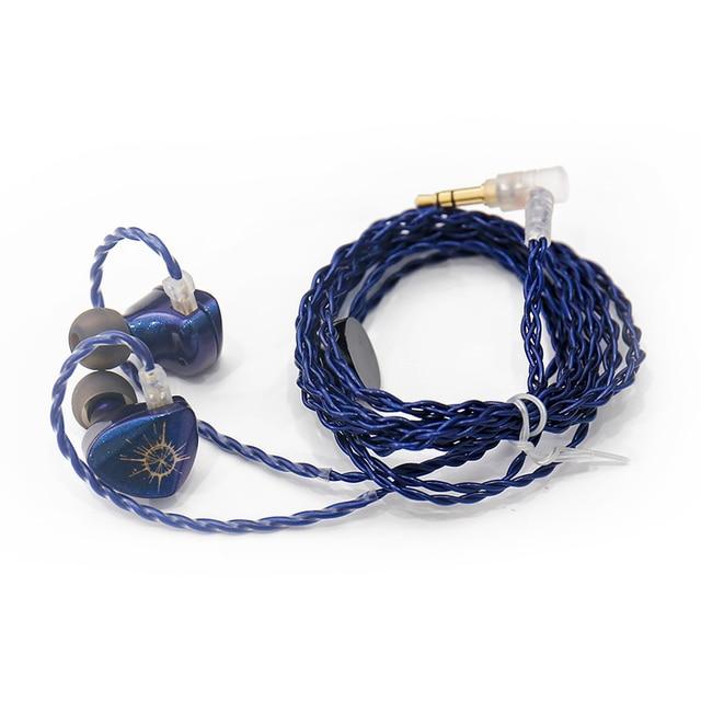 MoonDrop Starfield Carbon Nanotube Diaphragm Dynamic Earphone with Detachable Cable 3