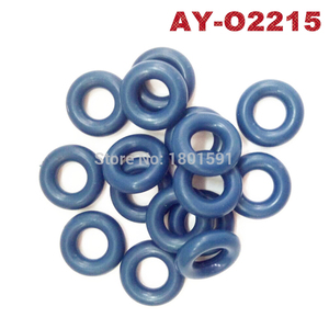 Image 2 - 1000pieces rubber oring seals 6*3.5mm for fuel injector repair kits  Fuel Injector Seal (AY O2215) free shipping
