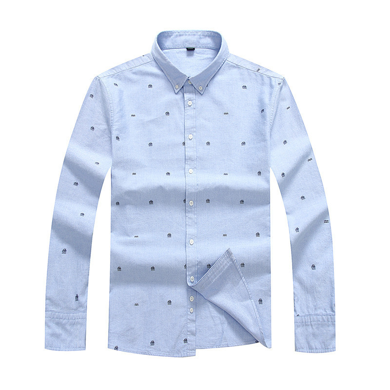 8XL 7XL 6XL 5XL 4XL Mens 100% Cotton Shirt Long Sleeve Slim Fit Clothing Man Dress Shirts Camisa Social Masculina Chemise Homme