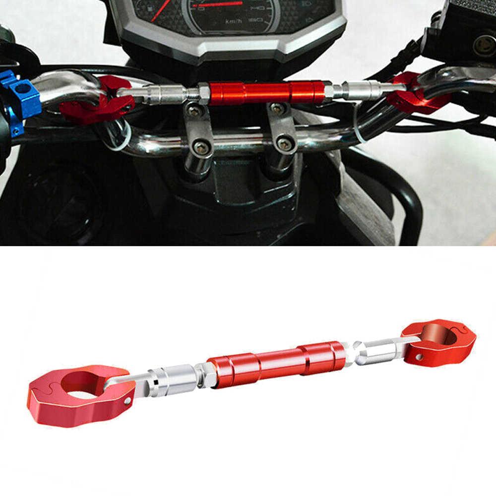 Memperkuat 22 Mm Tangan Sepeda Motor Memperkuat Keseimbangan Stang Mistar Gawang Motorcross Menangani Bar Balok Keseimbangan untuk Honda Yamaha