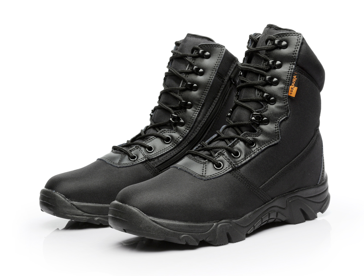 Militar tático botas homens sapatos militares para escalada caminhadas ao ar livre à prova dwaterproof água antiderrapante sapatos de combate botas tacticas militar