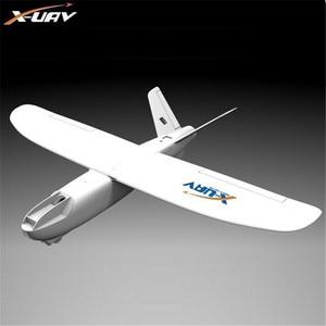 X-uav Mini Talon EPO 1300mm/1718mm V3 Wingspan V-tail FPV RC Model Radio Remote Control Airplane Aircraft Kit / PNP Toys(China)