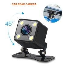2020 nova câmera traseira do carro à prova dwaterproof água invertendo câmera monitor 5 Polegada kit de estacionamento espelho retrovisor view1080p câmera