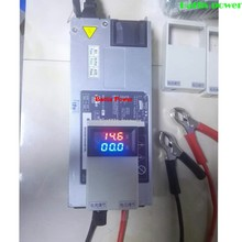 Adjustable 12v 50A fast speed charger quick 12.6v 14.6v 14v for LTO Lithium titanate battery lifepo4 polymer charger(China)