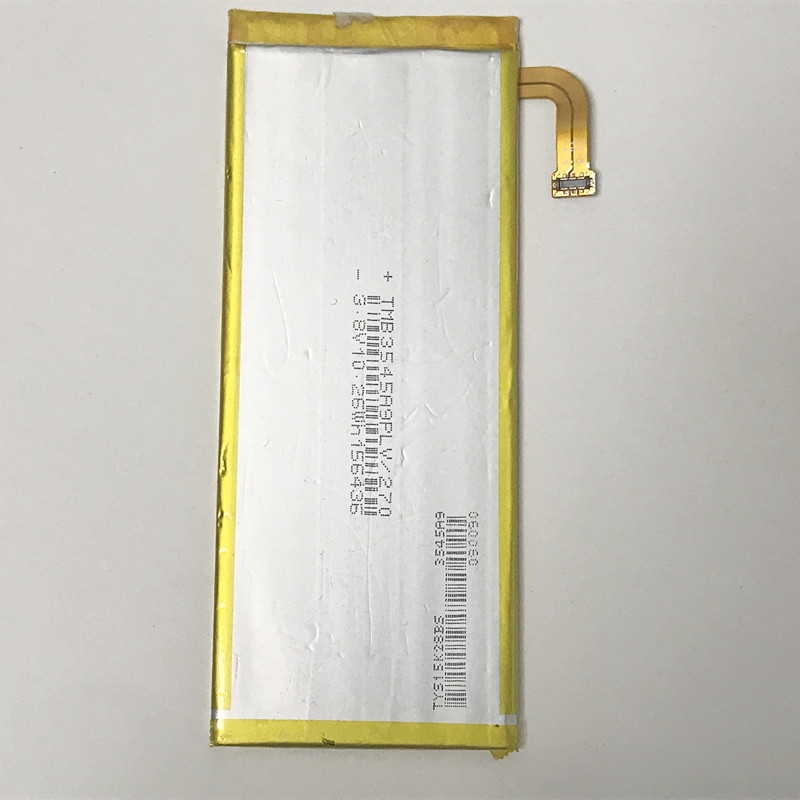 Оригинальное качество для VIVAX Fly 3 Смартфон батарея 2450 мАч