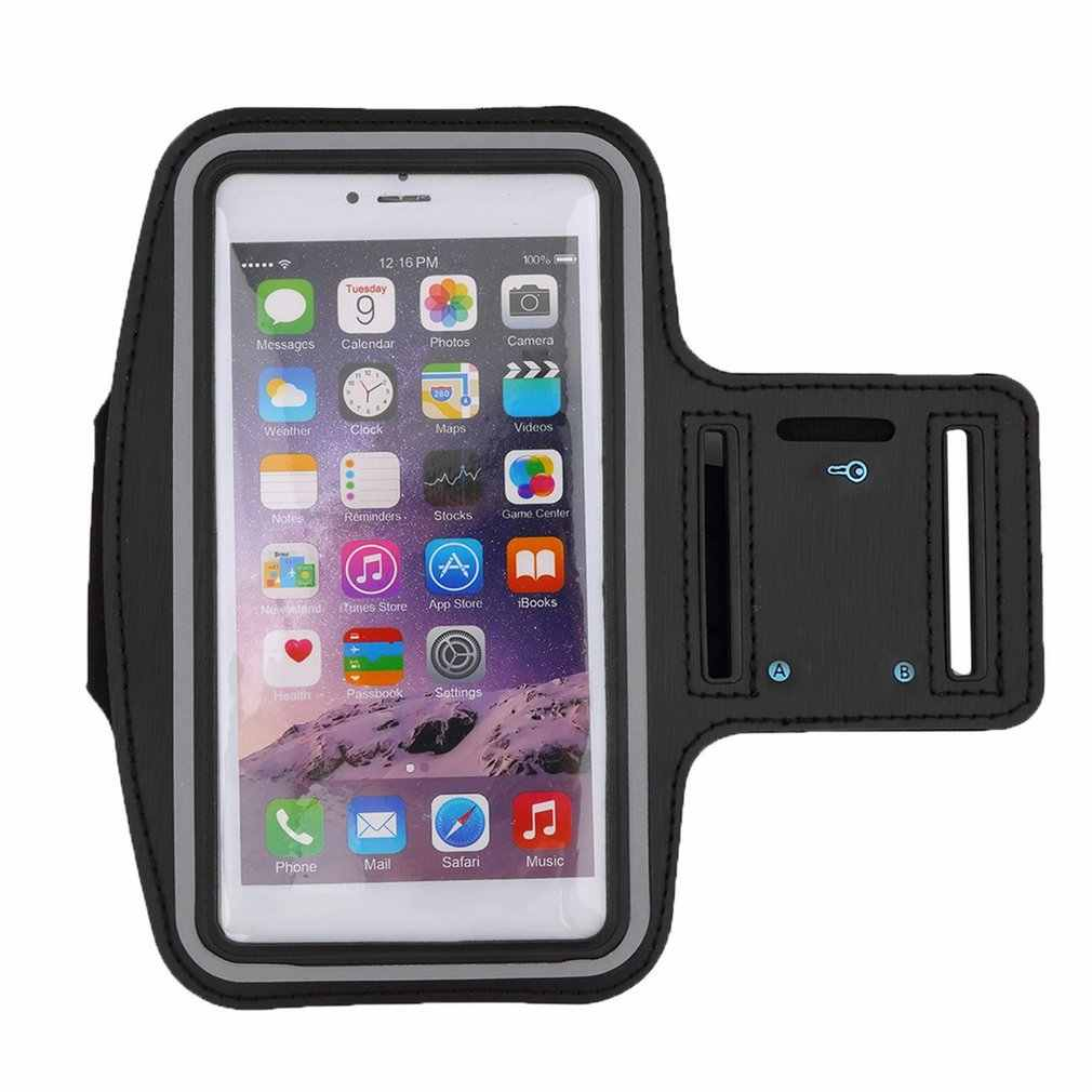 1pcs Hot High Quality Worldwide Premium Running Jogging Sports GYM Armband Case Cover Holder For iPhone 6 Plus Promotion