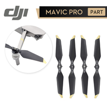 DJI Mavic Pro Platinum 2 pary DJI Mavic Pro Platinum 8331 niski poziom hałasu śmigła z mechanizmem szybkiego uwalniania dla Mavic Pro oryginalne akcesoria