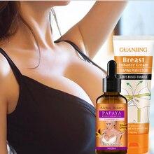 Breast Enhancement Cream Effective Full Elastic Breast Enhancer Enlarges Bust Br