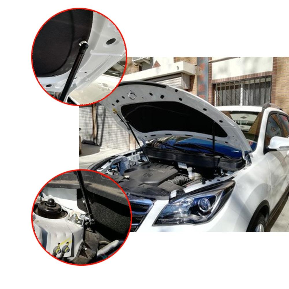 Pour Changan CS35 2012-2019 capot avant entretoises à gaz amortisseur de choc ascenseur prend en charge absorbeur de voiture