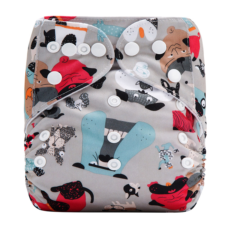All In One Reusable Nappy Prices For Sleepy Baby Cloth Diaper Pants Reusable Cotton Baby Cloth Diaper L35