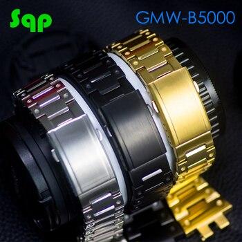 GMW-B5000 Custom Watch Modification Watchband Strap 100% Metal Stainless Steel