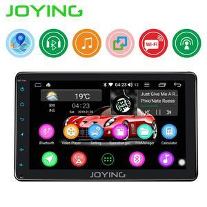 Image 3 - Универсальная автомобильная магнитола, Android 8,1, IPS экран 8 дюймов, 1 Гб + 16 Гб