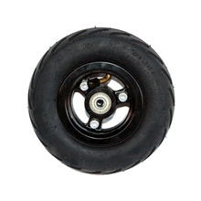 6 x 2 Inch Tyre Pneumatic Air Wheel for Electric Scooter Parts Rubber Black