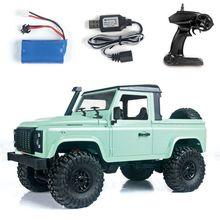 1/12 RC Rock Crawler D91 2.4G 4WD Car Remote Control Truck Toys 634F