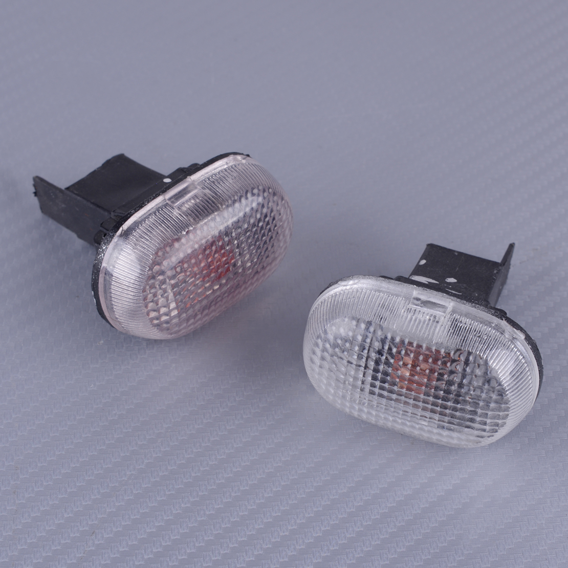 DWCX 2pcs Car Left Right Side Fender Lamp Light Signal Marker fit for Suzuki Cultus Swift MK2 1990-2000 2001 2002 2003 2004 2005
