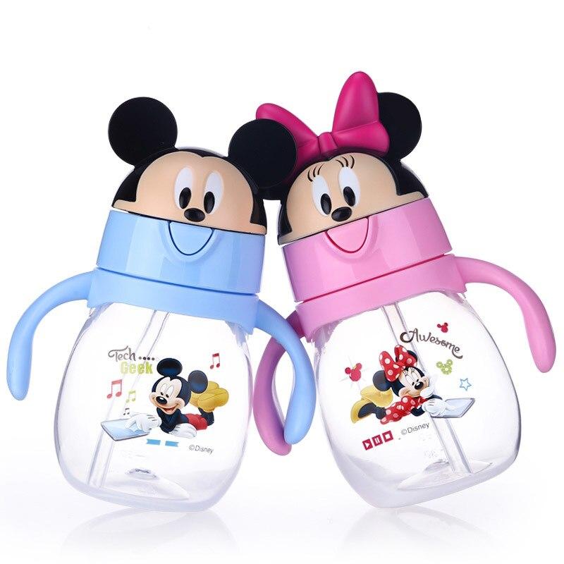 princesa dos desenhos animados copo do bebê
