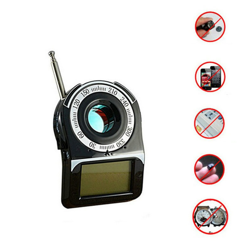 GSM Wiretap Gps Jammer Signal Blocker Anti Spy Detector Hidden Camera Spy Camera Sound Signal Spy Devices Finder