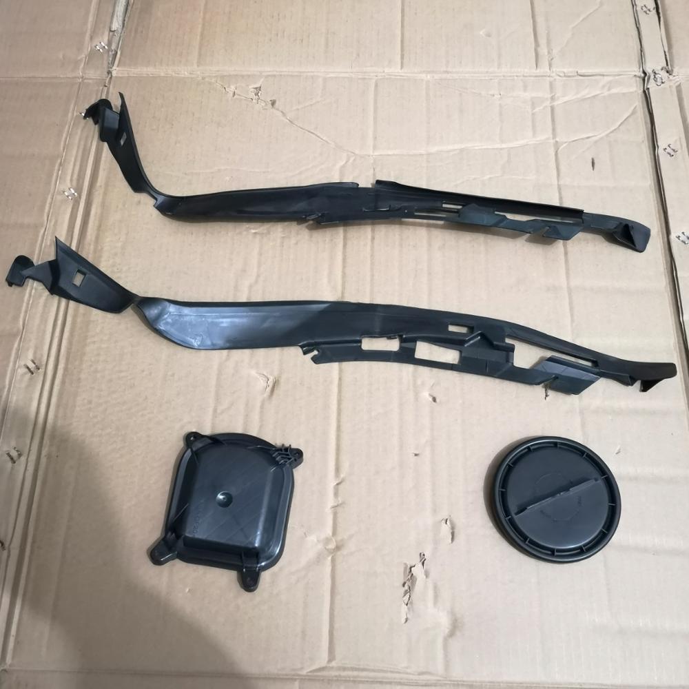 Купить ксеноновые фары для автомобиля задняя часть корпуса черный абажур