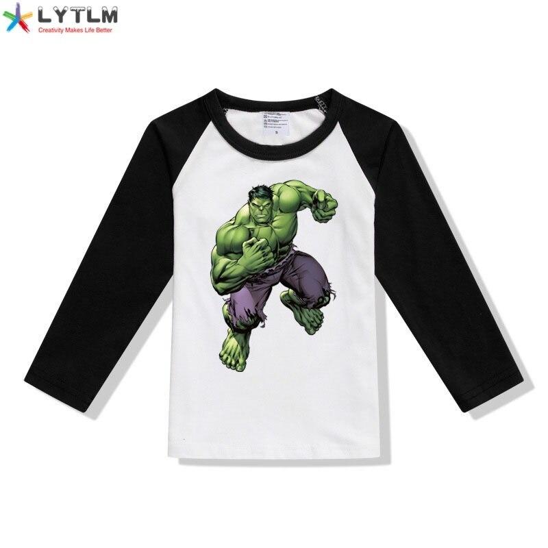 Avengers Characters Gar/çon T-Shirt