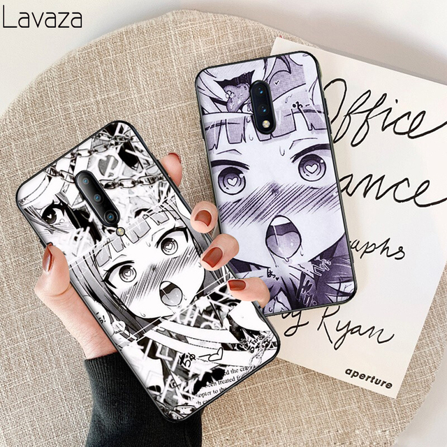 Anime girl cartoon japan cute faces Soft Silicone Case for OnePlus 5 5T 6 6T 7 7T Pro Cover