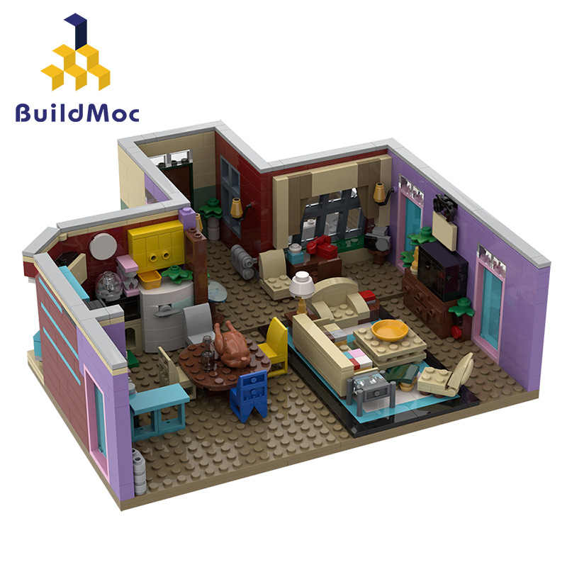 City Building Blocks Sets Kits Friends Monica S House Bedroom Kitchen Model Brinquedos Educational Toys For Girls Blocks Aliexpress