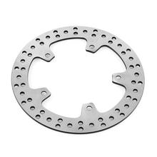 цена на 100% Brand New Rear Brake Disc Rotor For Motorcycle R 1200 ST 1200 2005-2008 & R NINE T 1200 2014-2015 11.81x11.02x1.18 Inches
