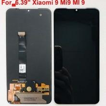 6.39 AMOLED Original LCD For xiaomi Mi 9 Mi9 Display For 5.97 xiaomi mi9 SE LCD Display Touch ScreenDigitizer Assembly