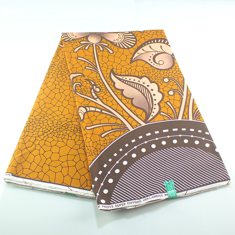 New Designs Wax High Quality 2020 Wax Africain For Women Dress Fabric Nederlands Pagne African