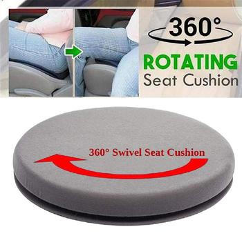 8 inch boat seat swivel plate fishing boat marine seat swivel rotation 360 degree universal rotation 20 x 20 x 2cm drop shipping 360 Degree Rotation Cushion Car Seat Foam Mobility Aid Chair Seat Revolving Cushion Swivel Car Foam Mat