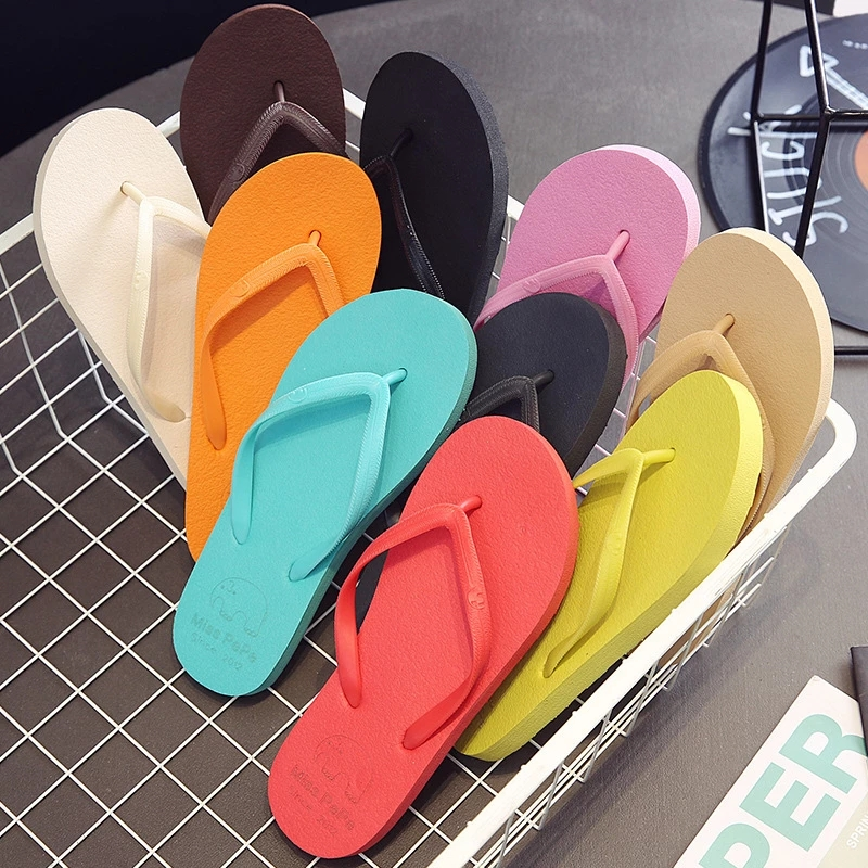 4422 VIP friends new summer beach luxury brand ladies slippers wear fashionable trendy shoes 2021 sandals Slippers  - AliExpress