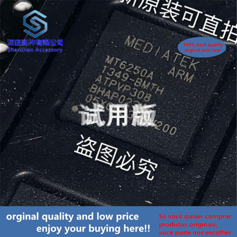 5pcs 100% Orginal And New MT6250A BGA MT6250 CPU Best Qualtiy