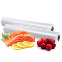 skymen 4 size vacuum sealer bags reusable storage bag food saver storage package bag for home kitchen appliance Household Kitchen Food Vacuum Bag Storage Bags For Vacuum Sealer Vacuum Packaging Rolls Packer Seal Bags