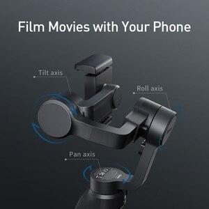 Image 3 - Baseus 3 Axis Handheld Gimbal Stabilizzatore Bluetooth Selfie Bastone Macchina Fotografica Video Stabilizzatore Supporto Per il iPhone Samsung Macchina Fotografica di Azione