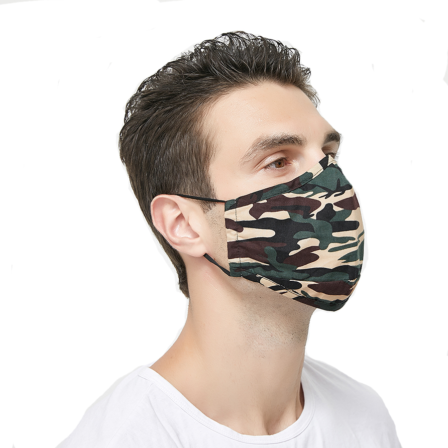 Cotton Camouflage Protective Wear 10