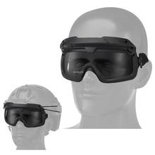 Hiking Eyewear Military Anti-Fog Shooting-Goggles Sports-Glasses Paintball Airsoft Hunting