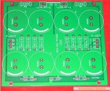 Placa de alimentación dedicada, nuevo paso, PCB, tipo 8, condensador, fuente de alimentación, placa vacía