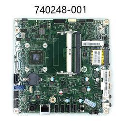 Pre-shipment test For Pavilion TS 21 740248-001 730937-001 501 601 all-in-one motherboard