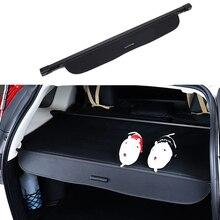 For Mitsubishi ASX 2015 2016 2017 2018 2019 Car curtain trunk partition curtain partition Rear Racks High Quality  Accessories накладка заднего бампера mitsubishi mz576692ex для mitsubishi asx 2016