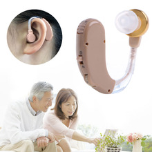 1Pc AXON B 13 Tone Hearing Aids The Ear Sound Amplifier Adjustable Aid Behind