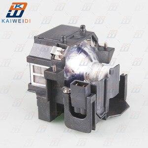 Image 2 - Lampe de projecteur avec boîtier pour ELPLP50 Powerlite 85, 825, 826 W, EB 824, EB 824H, EB 825H, EB 826WH, EB 84H H354A pour EPSON