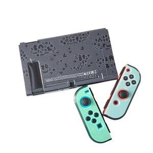 Image 2 - Nintend Schalter Fall Schutzhülle Dockable Fall Kompatibel mit Nintendoswitch Konsole & JoyCon Controller